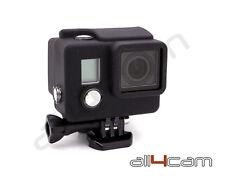 GoPro HERO 3+ Custodia In Silicone Protettiva Resistente allo sporco Pellicola