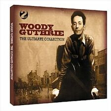The  Ultimate Collection [Not Now] by Woody Guthrie (CD, Feb-2008, 2 Discs,...