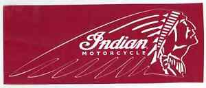 Indian American Motorcycle 2013 Spring Dash Daytona Florida USA Bumper Sticker