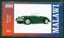 MORGAN PLUS 8 Sports Car Automobile Mint Stamp