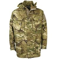 BRITISH ARMY ISSUED MTP SMOCK 95 STYLE WINDPROOF JACKET AIRSOFT PAINTBALLING