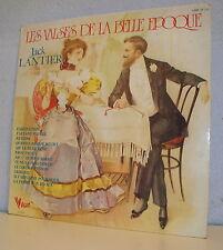 """33 RPM Jack Lantier LP 12 """" the Waltzes of La Belle Epoque"""