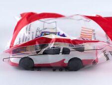 Hot Wheels Promo Kellogg's NASCAR Pull 'N Go Car #5 Terry Labonte White New