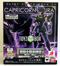 In STOCK Bandai Saint Seiya Capricorn Shura Surplice EX Myth Cloth Action Figure