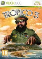 Xbox 360 - Tropico 3 **New & Sealed** Official UK Stock