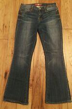 """Lucky Brand """"Sofia Boot Cut"""" Jeans Women;s Size 4/27 Regular Inseam 30"""