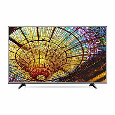 "Lg 55"" 4K Ultra Hd Smart Ips Led 120hz Tv 2160p 55Uh615A 2016 Model New"