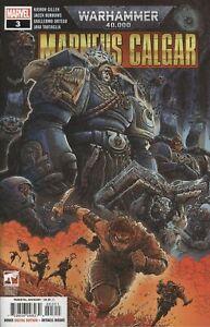 Warhammer 40k Marneus Calgar #1-3 | Select Covers | Marvel Comics NM 2020