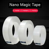 MultiFunctional Nano Adhesive Residue Free Transparent Super Adhesive Tape Rolls