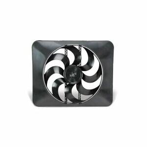 """Flex-a-lite Black Magic Xtreme Electric Fan 3,300 CFM Puller 16"""" Dia Single 188"""