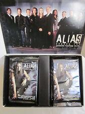 ALIAS SEASON 2 TRADING CARDS - 10 ASSORTED PACKS SEALED JENNIFER GARNER AUTO?