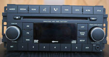 RADIO. Export. MULTI Media, MW/FM/DVD CHRYSLER,DODGE,JEEP 2010 AL 2017