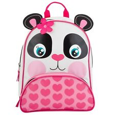 Stephen Joseph Panda Backpack for Girls - Cute Kids School Book Bags