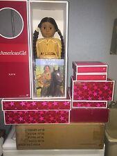 American Girl Kaya Collection BNIB Beautiful :)