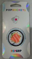 PopSockets PopGrip Cell Phone Grip & Stand Salmon Sushi Roll
