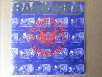 The Ramones SIGNED All The Stuff And More Vol 1 CD . Joey, Johnny, CJ, Marky