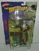 Universal Studios Monsters INVISIBLE MAN Sideshow Figure Hot NEW Toys MOSC Color