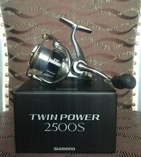 Shimano Twin Power 2500S Spinnrolle