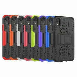 New ShockProof HeavyDuty Armour Builders Case For I PHONE 5 6 7  8PLUS XS MAX 11