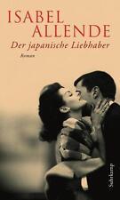 Der japanische Liebhaber von Isabel Allende (Gebundene Ausgabe)