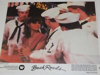 "Sally Fields David Keith ""BACK ROADS"" Movie lobby card Color 8 X 10"" 1981"