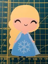 Vinyl Printed Car Vehicle Sticker Graphic Funny,Custom,Frozen Elsa Cartoon