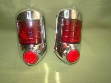 1951 1952 chevy car taillight assembly tail light assemblies 51 52 Deluxe Belair