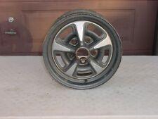 "1970 71 Pontiac Rally II Wheel Rim JT Code 14 x 6"" GTO LeMans Tempest Firebird"