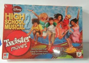 NEW High School Musical 2nd Edition Twister NEW Factory Sealed