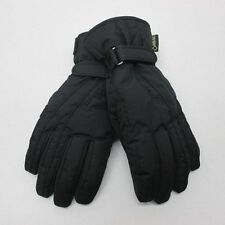 GTX NWOT Ladies Gore Tex Ski Gloves 7.5 M Black Ziener Robust Womans Medium Gant