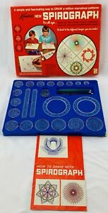 1967 Spirograph by Kenner in Great Condition FREE SHIPPING