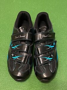 Pearl Izumi Womens Cycling Shoes - Size 39.5