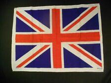 "18""X25"" BRITISH UNION JACK, UNITED KINGDOM, UK, GREAT BRITAIN FLAG, BANNER"