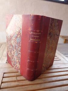 Et. Grosclaude : Un parisien à Madagascar 138 gravures 1898