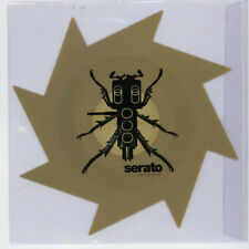 """Serato X Thud Rumble - Weapons of Wax #1 (Spike) 1x 12"""" Control Vinyl Gold"""