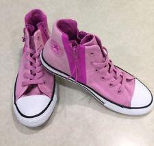 "CONVERSE ""CTAS Sport Zip Hi"" Junior Girl s Orchid Magenta Sneakers~~Size f0f847d32"