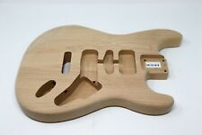 Eden® Premier Series DIY Alder Tremolo Strat Body Natural Satin Finish