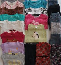 Girls Size 5 Fall Clothes Lot of 22 Items L1-18