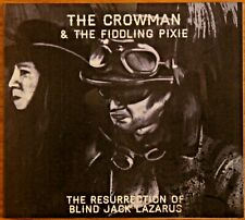 THE CROWMAN & FIDDLING PIXIE The Resurrection Of Blind Jack Lazarus TWIST BIG 36