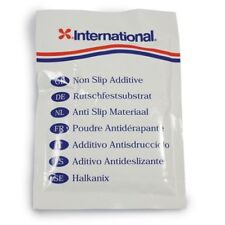 International Non-Slip Additive Sachet 20g. Add to Toplac Paint to make non slip