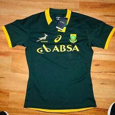 South African Rugby Jersey/Shirt/Top/Jumper *Signed*