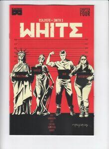 WHITE 4 BLACK MASK COMICS (W) Kwanza Osajyefo (A) Jamal Igle LIMITED TO 2500