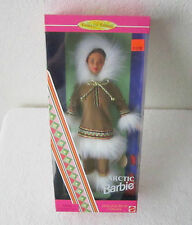 Barbie Arctic from Dolls of the World Collection 1996