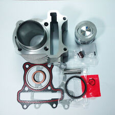 80cc Big Bore Kit Cylinder Body Piston Rings Set Scooter Moped  Gy6 Parts