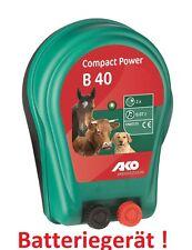Weidezaungerät AKO Compact Power B 40 Kuhtrainer Wanderreiter mobil hundezaun