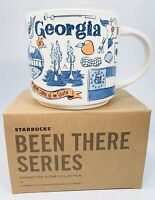 Starbucks Been There Series GEORGIA Across The Globe Collection 14oz Mug