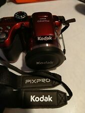 Kodak Pixpro AZ401 Digital Camera  40X Optical Zoom HD Video w/16GBSDMemCardCase
