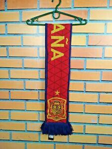 Spain Scarf Football Soccer Adidas AO2823