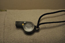 U.S Haller 1967 World War 2 Military issued Plastic Whistles