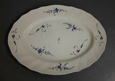 Ovale Platte Villeroy & Boch Alt Luxembourg 35,5 x 26,5 cm
